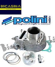 9035 - CILINDRO POLINI DM 60 - 165 CC - LML 125 150 STAR DELUXE 4T 4 TEMPI