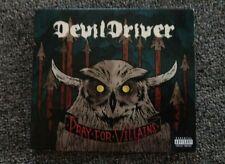 Pray For Villains (Special Edition) [PA] [Digipak] [CD & DVD] by DevilDriver (C…