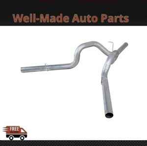 Diamond Eye For Chevy/GMC DPF-Back Exhaust System with Split Rear Exit K4163A