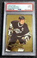 1995 Fleer Ultra Gold Medallion Wayne Gretzky PSA 9 Low Population
