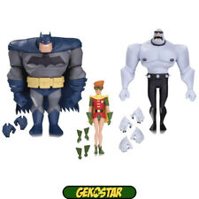 Batman Carrie Kelley as Robin, and Mutant Leader - Action Figure 3 Pack