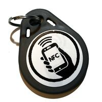 Geocache Smart NFC Tag for Mission or Trackable logging TB directly from phone