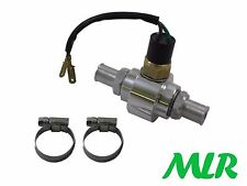 OIL COOLER ELECTRIC FAN SWITCH & 16MM 5/8INCH HOSE ADAPTOR AIR COOLED ENGINES WY
