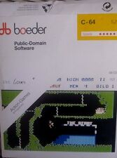 Action-Games (Public Domain)  Commodore C64 (Diskette) 100% ok