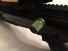 HI-POINT Knurled Charging Handle Roller Green Large Finger TS 995 4095 4595