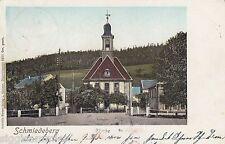 Schmiedeberg Dippoldiswalde AK 1906 Kirche Sachsen 1603039