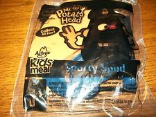 Arby's Mr. Potato Head Sporty Spud Kid's Meal Toy NIP