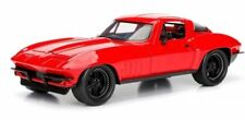 LETTY'S CHEVROLET CORVETTE FAST AND FURIOUS 8   Model Car 1/24