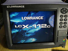 LOWRANCE LCX-112c Fish Finder