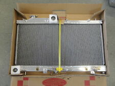 SUBARU FORESTER 2.5L 08~ TURBO AT/MT POLISHED ALLOY RADIATOR, 40MM CORE