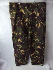 Genuine British Army DPM Camo Goretex Wet Weather Over Trousers Waterproof