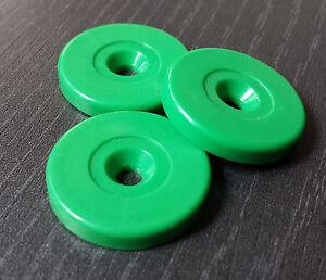 3x NFC Tag mit MIFARE Classic® Chip - 1k Schraubtag grün - Size M grn screw tag