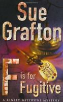 F is for Fugitive By Sue Grafton. 9780330315876