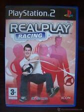 PS2 REALPLAY RACING - PAL PLAYSTATION 2