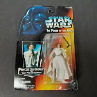 1995 Star Wars Power Of The Force Princess Leia Organa Action Figure Kenner