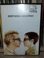 DVD EURYTHMICS - PEACETOUR