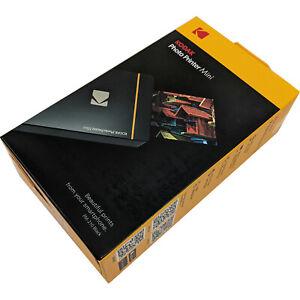 Kodak PM-210 Wireless Mini Portable Photo Printer - Black