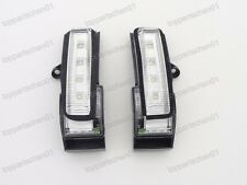 Door Mirror Indicator Turn Signal Lights Set for Ford F150 High Configuration