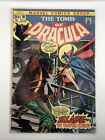 THE TOMB OF DRACULA #10 MARVEL (1973) First Appearance Of Blade Free Shipping