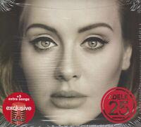 Adele - 25 (2015)  CD  *3 Bonus Tracks*  NEW/SEALED  SPEEDYPOST  *See Details*