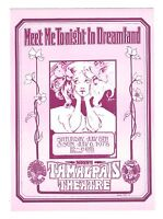 "Congress of Wonders Steamin' Freeman 1975 Dreamland Handbill 5""x7"" Postcard"