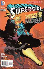 SUPERGIRL 10..NM-...2012...New 52...Michael Green,Mahmud Asrar...HTF Bargain!