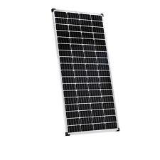 12V 250W Single Solar Panel Mono Generator Caravan Camping Charger 250watt