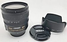 Nikon DX Zoom Nikkor 18-70mm F/3.5-4.5 AF-S IF G ED Lens