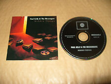 Paul Kelly & The Messengers Hidden Things cd 18 tracks 1995 Ex Condition