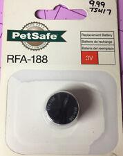 New listing PetSafe 3 Volt Module Rfa-188 Replacement Battery - 1 Battery