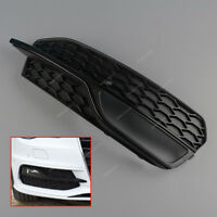 For AUDI A3 S line 13-16 8V3807682G RIGHT FOG LIGHT COVER LOWER BUMBER GRILL