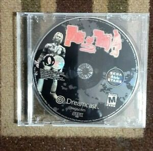 House Of The Dead 2 (Sega Dreamcast, 1999) VG Shape Tested