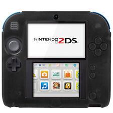 Nintendo 2 DS Housse étui silicone souple mat Housse De Protection Cover Couvercle Noir