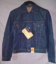 BNWT lovely LEVI'S Girls Jean Slim Fit Trucker Jacket- size MEDIUM     (#L-4-M)