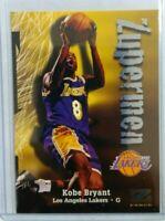 Kobe Bryant 1998 Skybox Z-Force Zuperman #195 Mint rare Kobe Bryant Invest now