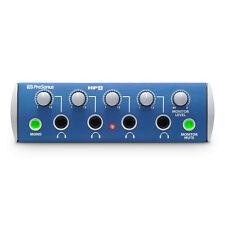 Presonus HP4 Discrete 4-Channel Headphone Distribution Amp