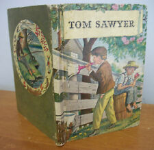 Adventures of TOM SAWYER by Samuel L Clemons, 1938