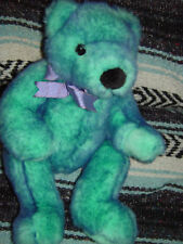 "Ty 1999 Blue Bear 14""Tall  Retired"
