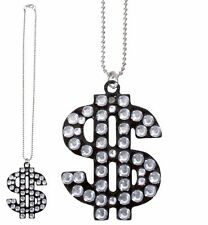 Dollar Kette Dollarkette Rapperkette Rapper Dollarzeichen Halskette 124619813