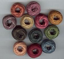Valdani Threads for Quaker Diamonds or Quakers & Quilts New