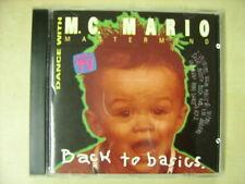 CD musica M. C. Mario - Back to Basics  Dance 17 tracce