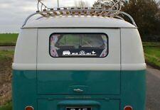 VW volkswagen t2 Camper Van One Life Live It Vinyle Autocollant Décalque Graphique