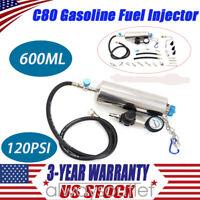 Universal C80 Car Fuel Cleaning Machine Non-Dismantle Automotive Auto Gasoline
