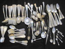 Scrap Sterling Silver Flatware  83.7 ounces    None Weighted. Solid Sterling.