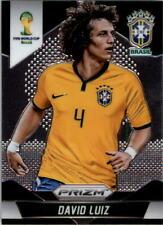 2014 Panini Prizm World Cup #106 David Luiz - Brazil - Base Card