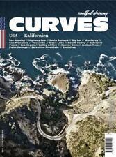 CURVES USA – Kalifornien von Stefan Bogner (2015, Taschenbuch)