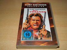 Der Texaner - Clint Eastwood - Sondra Locke - John Vernon - Warner Home - VHS