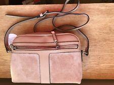 New Look Vegan beige handbag crossbody shoulder bag 24cm x17cm x8cm BNWT