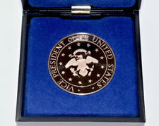 Vice President Spiro Agnew Challenge Coin Medal With Box Free USA Shipping