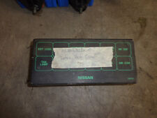 s l225 nissan fuse box cover ebay Automotive Relay Box at creativeand.co